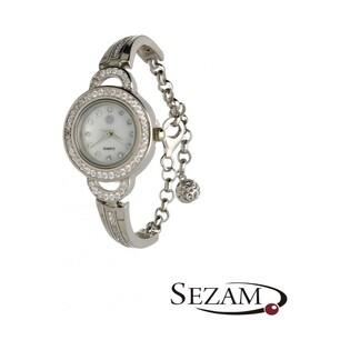 Zegarek srebrny damski nr AT ZS0020