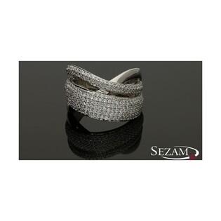 Pierścionek srebrny nr HS HS228