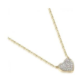 Naszyjnik złoty kolekcja Happy Diamond z diamentami nr AW 05794 Y Sezam - 1