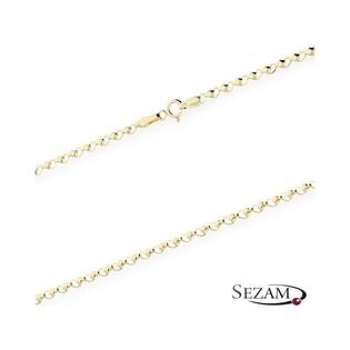 Naszyjnik złoty nr MX 20STB0019-Y Au 585