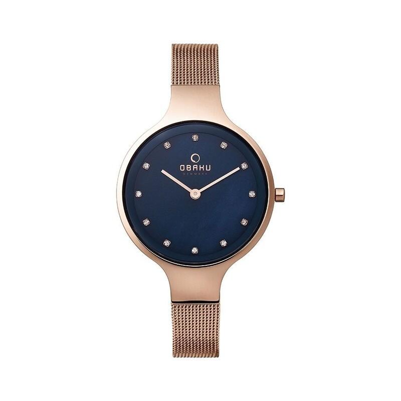 Zegarek Obaku Classic PV V173LXVLMV Obaku - 1