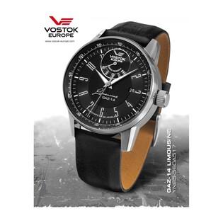 Zegarek Vostok Europe Gaz-14 Limuisine PV YN85/560A517