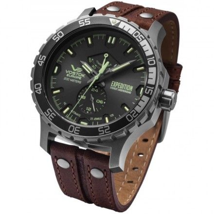 Zegarek Vostok Europe Expedition PV YN84/597A543