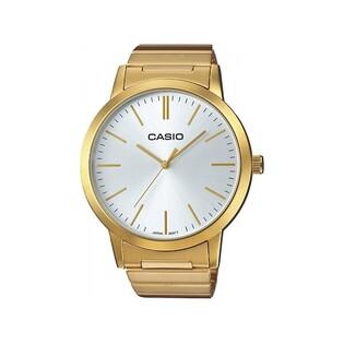 Zegarek Casio Vintage Insta shape biało-złoty LTP-E118G-7AEF
