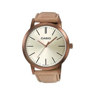 Zegarek Casio Vintage Insta shape beżowy LTP-E118RL-9AEF