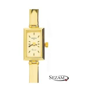Zegarek złoty damski Geneve nr PF 117 Au 585
