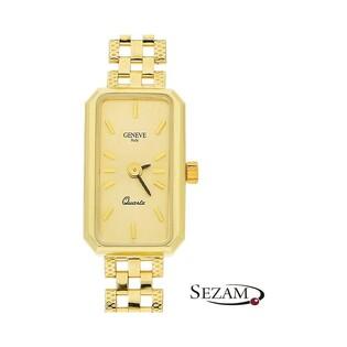 Zegarek złoty damski Geneve nr PF 167 Au 585