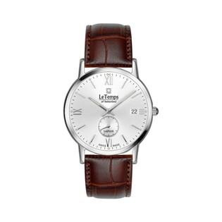 Zegarek Le Temps Flat ELegance NO LT1087.11BL02