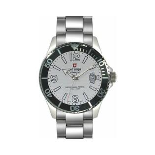 Zegarek Le Temps Swiss Naval Patrol NO LT1081.02BS01