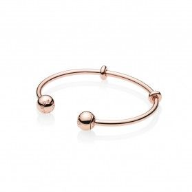 Bransoleta PANDORA ROSE bangle PE 586477 Pandora - 1