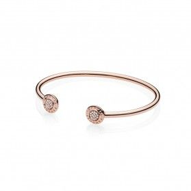 PANDORA ROSE bangle PE 580528CZ