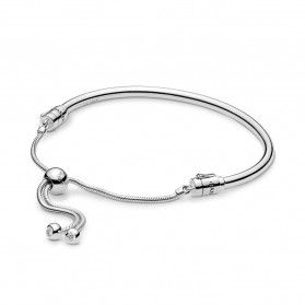 PANDORA bangle tennis PE 597953CZ próba 925