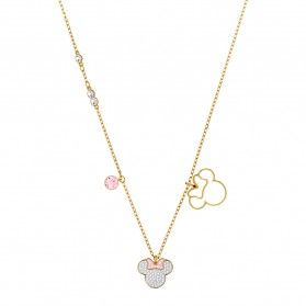 MICKEY&MINNIE PENDANT MIN CRY/LR S1 5515433