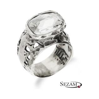 Pierścionek srebrny Swarovski crystal MY M5235 MOTYLE próba 925