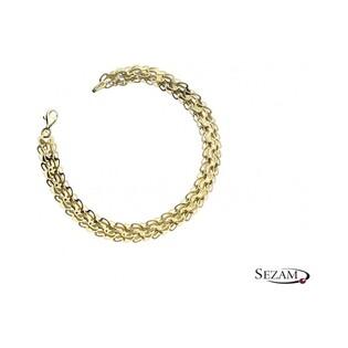 Bransoleta damska złota numer AR 0330 próba 585