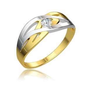 Pierścionek zaręczynowy nr BE W-156 Braid