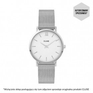 Zegarek CLUSE Minuit Mesh K HA CW0101203002 Cluse - 1