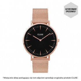 Zegarek CLUSE La Boheme Mesh K HA CW0101201003