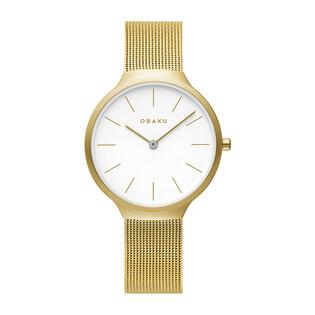 Zegarek OBAKU Classic K PV V240LXGWMG