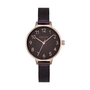 Zegarek OBAKU Classic K PV V237LXVNMN Obaku - 1
