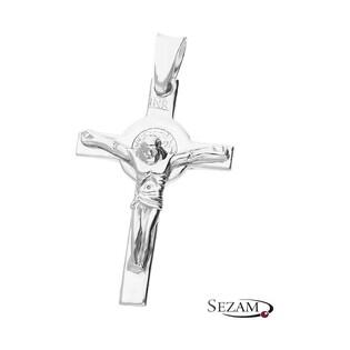 Krzyżyk Benedyktyński NI043-1 rod próba 925