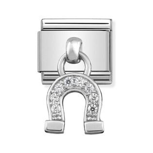 Element Link NOMINATION Composable AG charms podkowa wisząca NP 331800 03 AZ KK