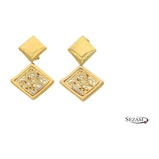 Kolczyki złote GRAZIELLA nr MI15KOL próba 585