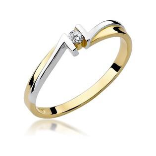 Pierścionek MARIAGE BE W-204 próba 585