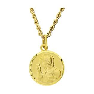 Złoty komplet na Pierwszą Komunię Świętą BC3-2 + V-CORDALAS 040 pr. 585