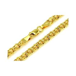 Bransoleta złota splot garibaldi nr PF GARI 100 dm