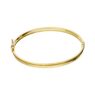 Bransoleta bangle nr BIG bangle kw gold próba 925