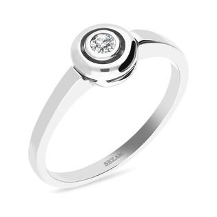 Pierścionek zaręczynowy z diamentem nr GR 145-02-L JUBILE
