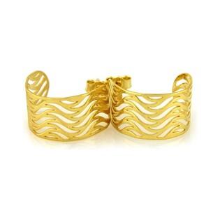 Kolczyki złote nr CI 4651 próba 585