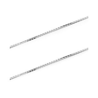 Łańcuszek srebrny kostka BC 1702-019 ROD próba 925