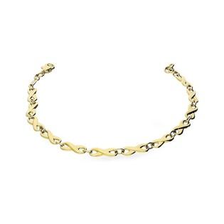 Bransoleta złota nieskończoność AR XXSTB13380 Au 585