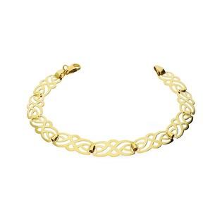 Bransoleta złota ażurowa nr AR 0373 Au 333