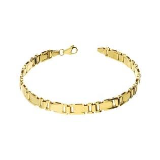 Bransoleta złota motyw płotek nr AR 2497 PRÓBA 333