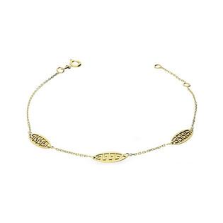 Bransoleta złota greka nr MZ T23-B-0218-2-LZ Au 333