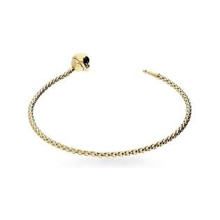 Bransoleta złota coreana z zapięciem na kulkę nr AR XXCHMB0101 próba 333