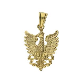 Zawieszka złota orzeł w koronieMV W296 próba 585