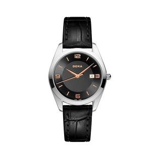 Zegarek damski szwajcarski Doxa Neo - 121.15.103R.01