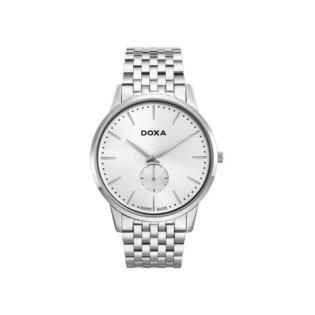 Zegarek męski szwajcarski Doxa Slim Line - 105.10.021.10