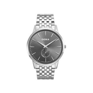 Zegarek męski szwajcarski Doxa Slim Line - 105.10.101.10