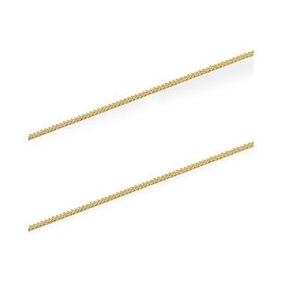 Łańcuszek złoty lisi ogon nr SPG3D 022 próba 333 Sezam - 1