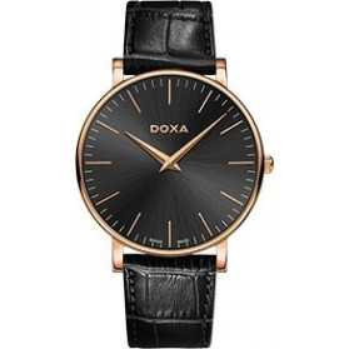 Zegarek męski szwajcarski Doxa D-Light - 173.90.101.01
