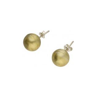 Kolczyki sztyfty z alpaki nrcezam - 1