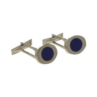 Spinki do mankietów męskie ze srebra nr DV DV34-1 Sezam - 1