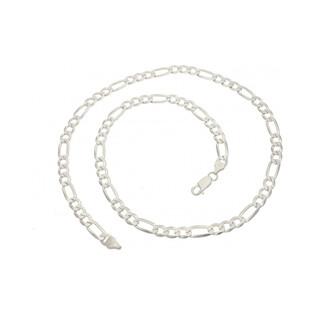Łańcuszek figaro cpróba 925 BC 1002-150 EXF Sezam - 1