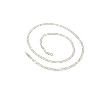 Łańcuszek rombo BC 1436-040 próba 925 Sezam - 1
