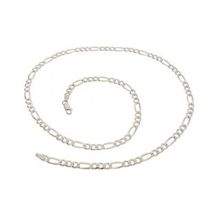 Łańcuszek figaro BC 1002-100 EXF próba 925 Sezam - 1
